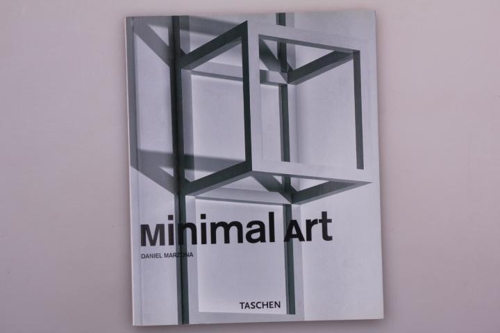 Minimal art zvab for Minimal art by daniel marzona
