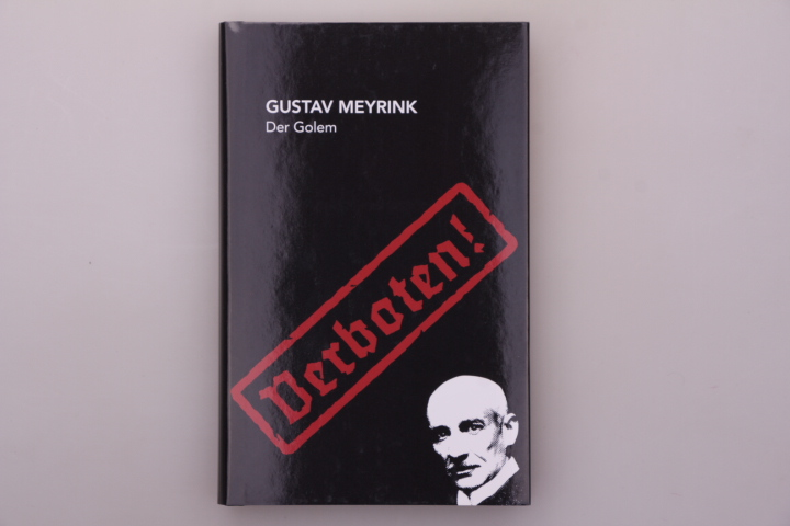 DER GOLEM. Roman: Meyrink, Gustav