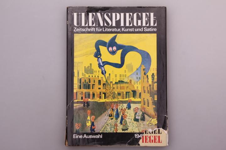 ULENSPIEGEL SONDERAUSGABE. Zeitschrift für Literatur, Kunst und: Hrsg.]: Eulenspiegel GmbH