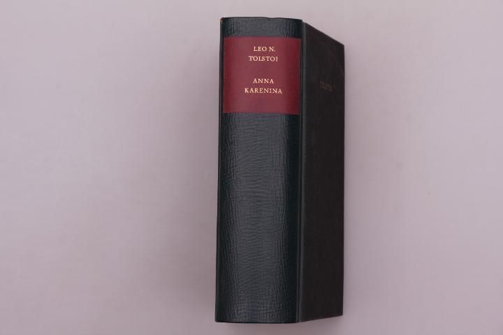 ANNA KARENINA. Roman: Tolstoi, Leo N.