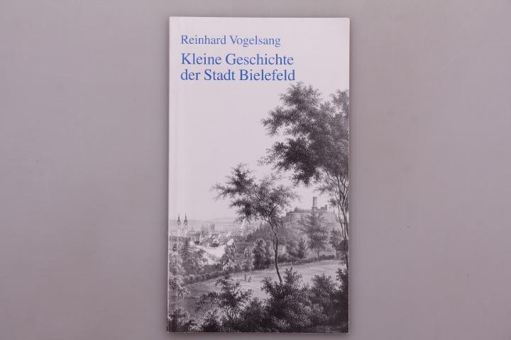 Kleine Geschichte Der Stadt Bielefeld Zvab