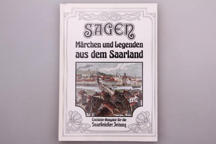 Sagen Märchen Und Legenden Aus Dem Saarland
