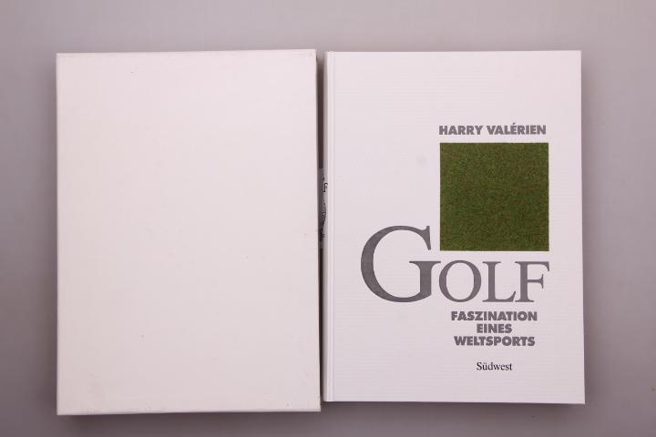GOLF. Faszination eines Weltsports - Minkoff, Sammy; [Hrsg.]: Valérien, Harry