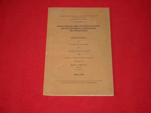 dissertation tiermedizin gießen