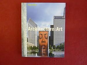 ARCHITECTURE ART* Mit Abbildungen. Inhalt u.a.: Tadao: 39770 Jodidio, Philip;