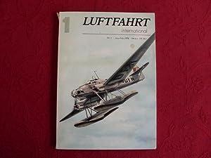 LUFTFAHRT INTERNATIONAL* Nr. 1 1974. Aus dem: 48793 Pawlas, Karl