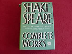 THE COMPLETE WORKS OF WILLIAM SHAKESPEARE*.: 66964 Shakespeare, William;