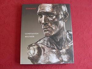 HOMMAGE A CONSTANTIN MEUNIER* 1831 - 1905.: 69080 Levine, Sura;