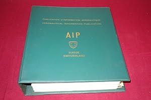 AIP SCHWEIZ LUFTFAHRTHANDBUCH* Mit sehr vielen Abbildungen.: 86968 Eidgenössisches Luftamt