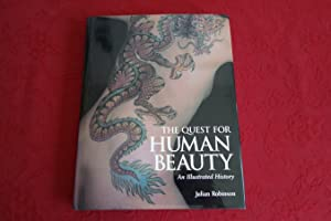 THE QUEST FOR HUMAN BEAUTY. An illustrated history