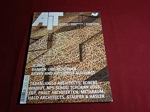 AIT 12 BANKEN UND BEHÖRDEN* Architektur, Innenarchitektur,: 94068 Weinbrenner, Karl-Heinz