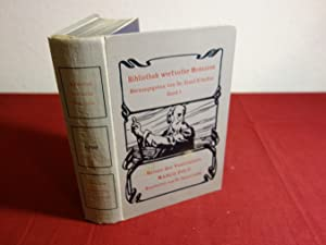 DIE REISEN DES VENEZIANERS MARCO POLO IM 13. JAHRHUNDERT. Bibliothek wertvoller Memoiren: Lemke ...