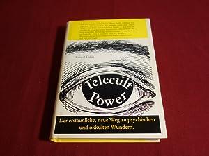 TELECULT POWER. Der erstaunliche, neue Weg zu psychischen und okkulten Wundern: Dubin Reese