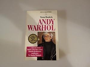 ANDY WARHOL.: Bockris Victor