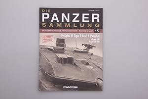 DIE PANZER-SAMMLUNG PZ. KPFW. VI TIGER II: Hrsg.]: De Agostini