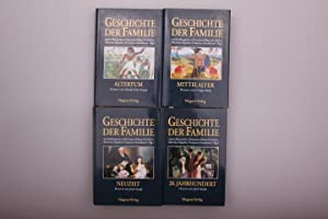 GESCHICHTE DER FAMILIE.: Hrsg.]: Burguiere Andre;