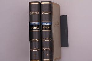WERKE IN ZWEI BÄNDEN.: Schiller, Johann Christoph Friedrich von