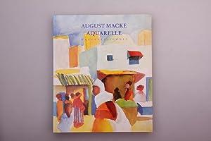 AUGUST MACKE - AQUARELLE. Werkverzeichnis: Heiderich, Ursula