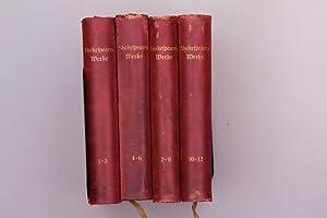 SHAKESPEARES WERKE.: Schlegel, A. W. von