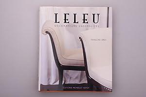 LELEU - DÉCORATEURS ENSEMBLIERS.: Siriex, Francoise