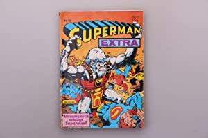 SUPERMAN EXTRA NR. 12 ULTRAMENSCH SCHLÄGT SUPERMAN!.