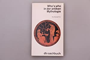 WHO S WHO IN DER ANTIKEN MYTHOLOGIE.