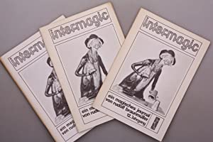 INTERMAGIC - HEFTE 1-4/1985-86. Ein magisches Journal
