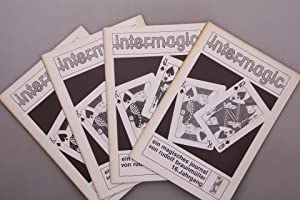INTERMAGIC - 4 HEFTE 1991. Ein magisches Journal