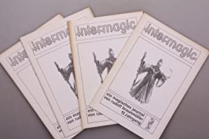 INTERMAGIC - 4 HEFTE 1992-93. Ein magisches Journal