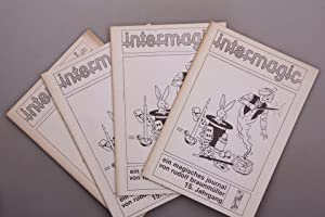 INTERMAGIC - HEFTE 1-5/1989-90. Ein magisches Journal