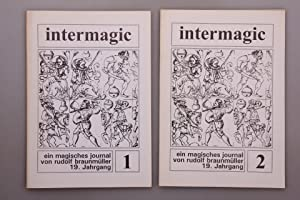 INTERMAGIC - HEFTE 1-2/1994-95. Ein magisches Journal