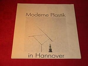 MODERNE PLASTIK IN HANNOVER* Kunstkalender (ohne kalendarische: 15999 Hannover; Rarität,