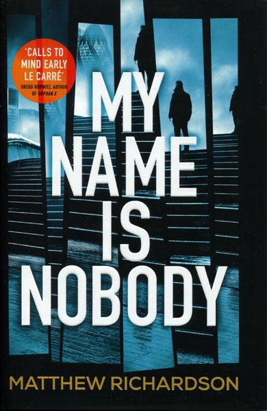 MY NAME IS NOBODY RICHARDSON, MATTHEW