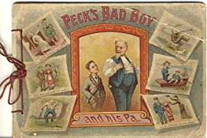 "SOUVENIR"" PECK'S BAD BOY AND HIS PA: PECK, GEORGE W."