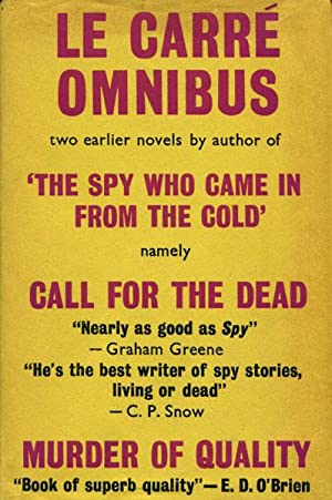 THE LE CARRE OMNIBUS. COMPRISING CALL FOR: le CARRE, JOHN.