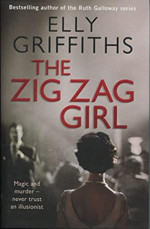 THE ZIG ZAG GIRL: GRIFFITHS, ELLY