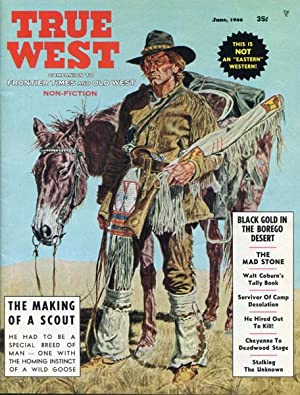 THE MAKING OF A SCOUT: HALEY, J. EVETTS