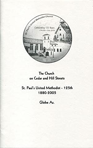THE CHURCH ON CEDAR AND HILL STREETS.: JOHNSTON, LYLE [EDITOR