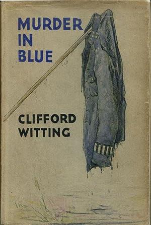 clifford witting - murder in blue - AbeBooks