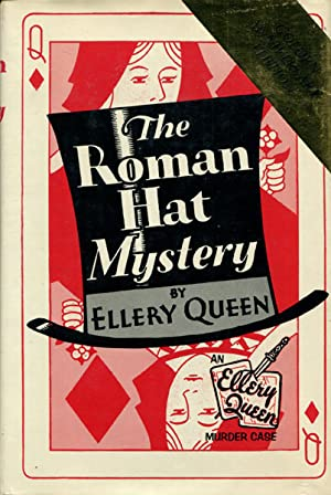 THE ROMAN HAT MYSTERY.: QUEEN,ELLERY.