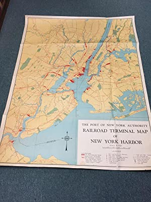 THE PORT OF NEW YORK AUTHORITY RAILROAD: NEW YORK CITY/RAILROAD