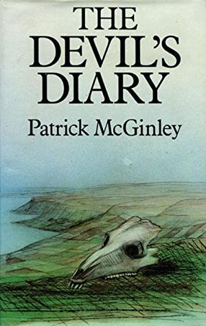 THE DEVIL'S DIARY.: MCGINLEY, PATRICK.