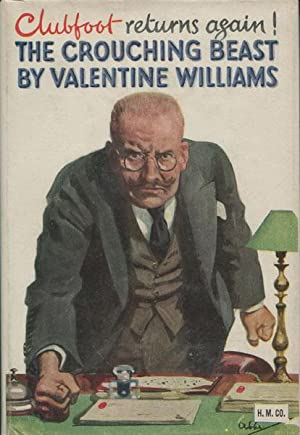 THE CROUCHING BEAST. A CLUBFOOT STORY.: WILLIAMS, VALENTINE.