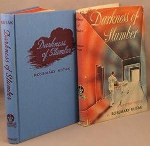 Darkness of Slumber.: Kutak, Rosemary