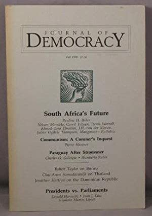 Journal of Democracy, Fall 1990