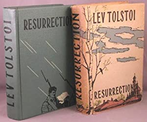 RESURRECTION. A novel.: Tolstoi, Lev [Tolstoy,