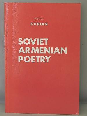 SOVIET ARMENIAN POETRY.: Kudian, Mischa
