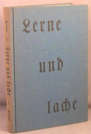 Lerne und Lache; Humorous Selections from Modern German Literature.: Dexter, Elise Forsythe
