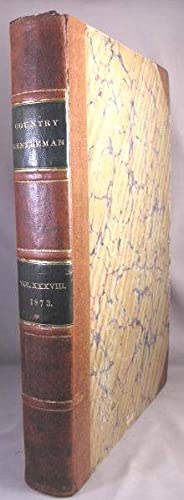 The Cultivator & Country Gentleman. Volume 38, complete for 1873.