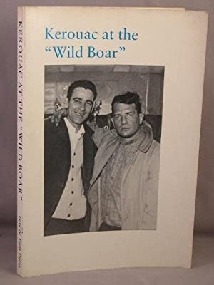 """Kerouac at the """"Wild Boar"""" & other: Montgomery, John"""
